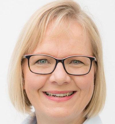 Gutachterin Stephanie Schäfer