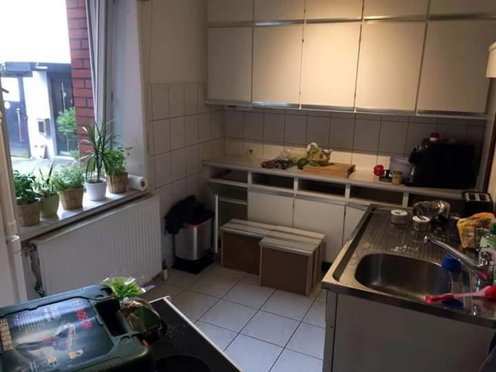 Küchenmodernsierung mit Hindernissen