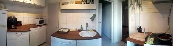 Küchensanierung: Das Vorher-Bild