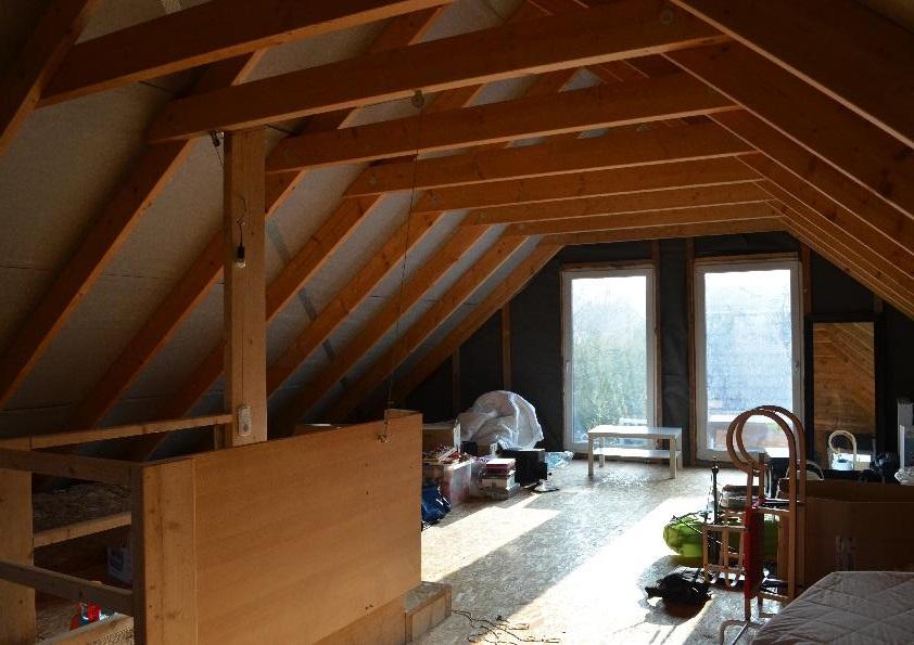 Gut gemocht Dachgeschossausbau: Ein Erfahrungsbericht - Hausgemacht! XK79