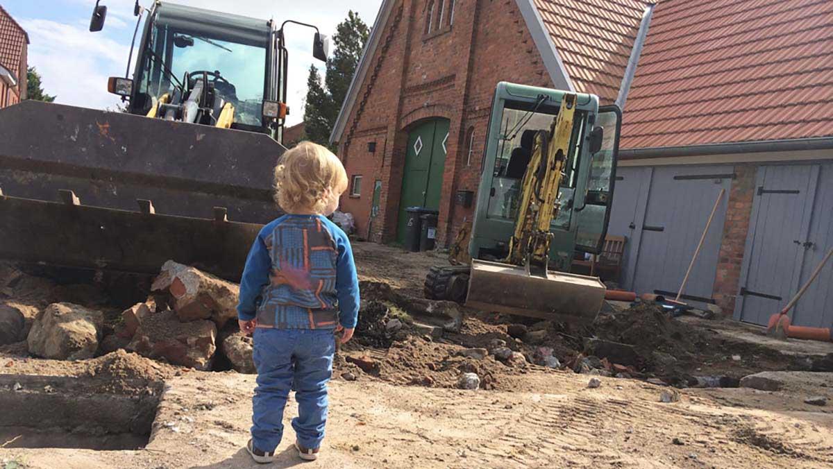 Bauernhaus renovieren: Erfahrungsbericht