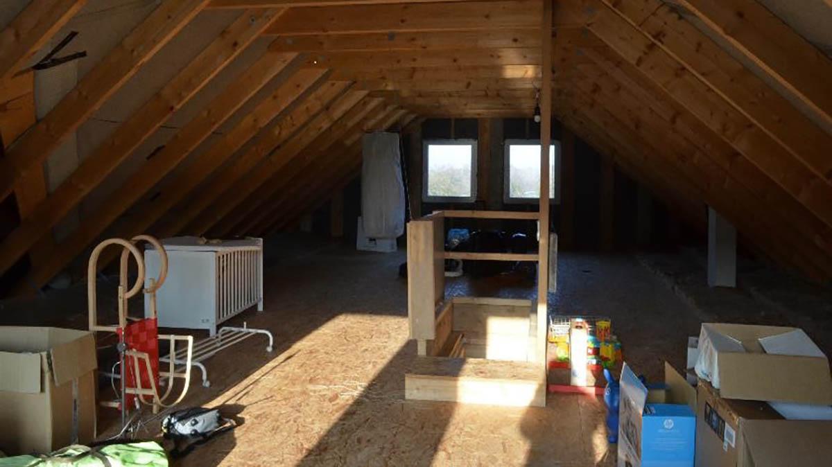 Dachgeschoss ausbauen: Erfahrungsbericht