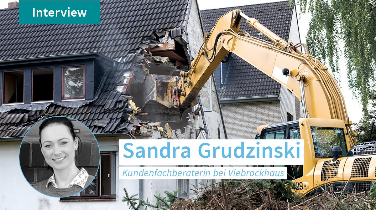 Abriss und Neubau:eine gute Idee?