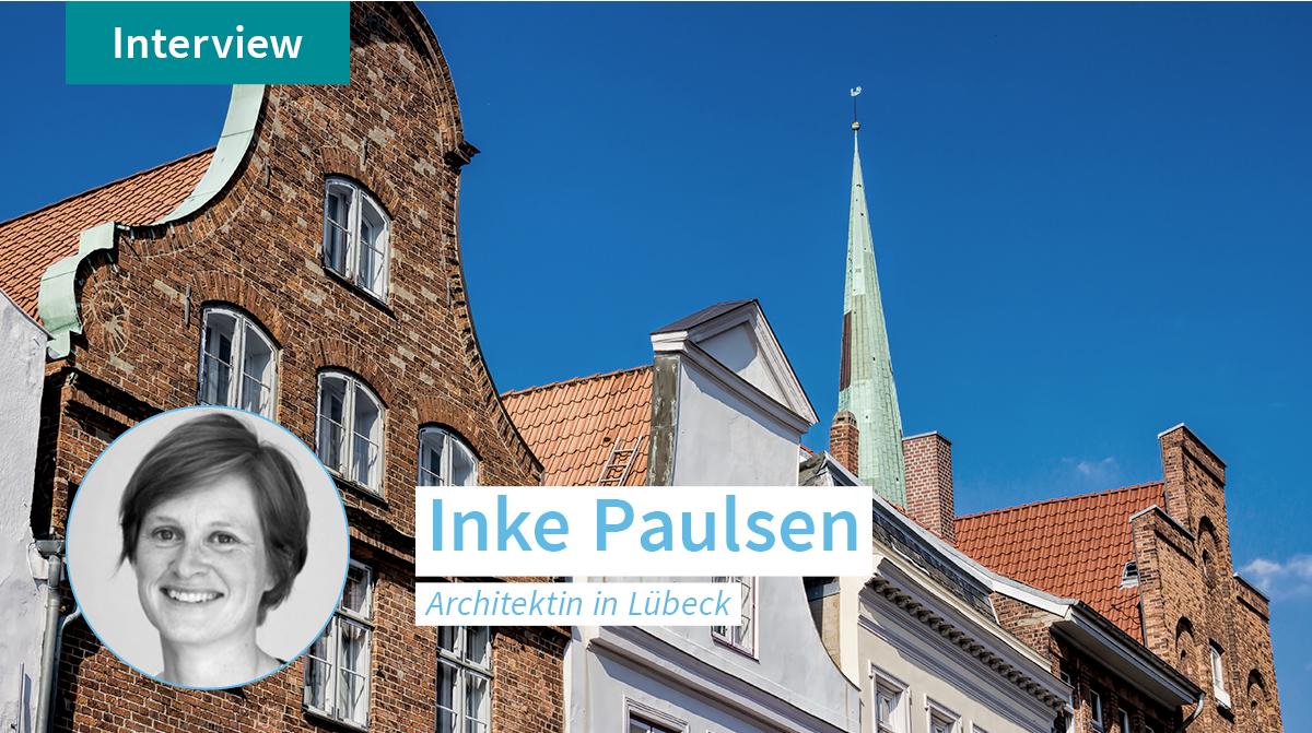 Altbausanierung: Architektin Inke Paulsen