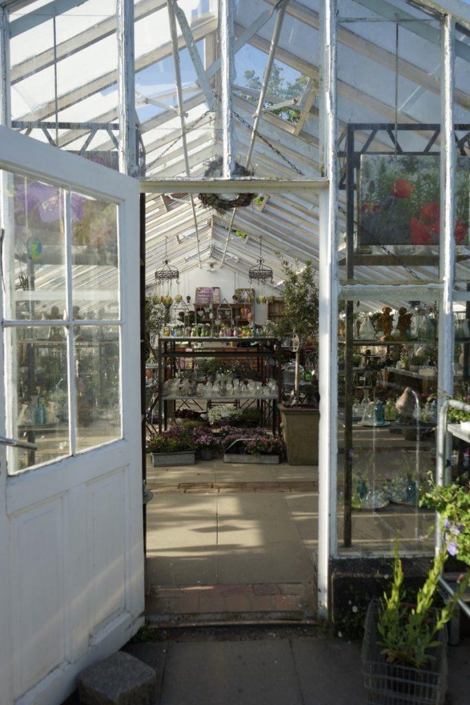 Gartengestaltung Kosten: Gewächshaus