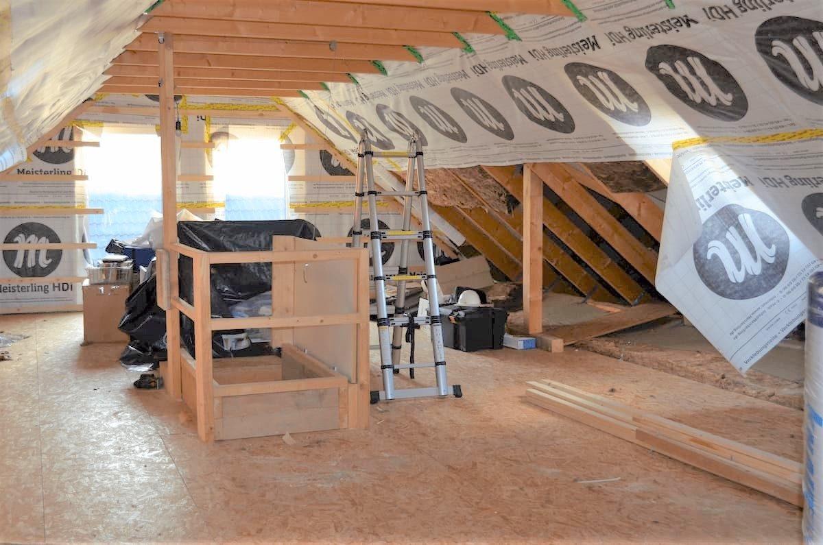Dachflächenfenster einbauen