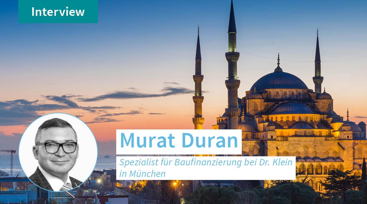 Mülkiyet Finans: Baufinanzierung auf Türkisch bei Dr. Klein
