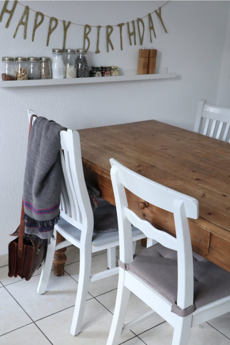 Minimalismus in der Küche