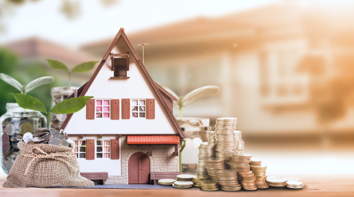 Investition in Immobilien