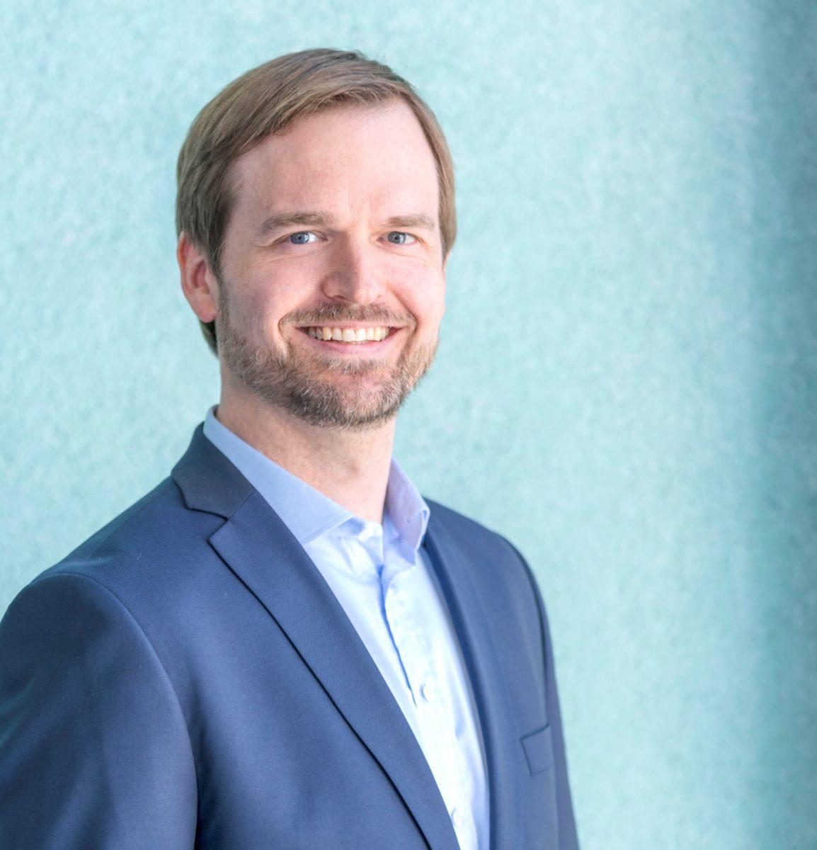 Michael Neumann, Vorstandsvorsitzender Dr. Klein