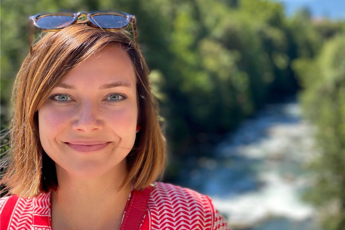 Anna Commentz, Leiterin UK Dr. Klein