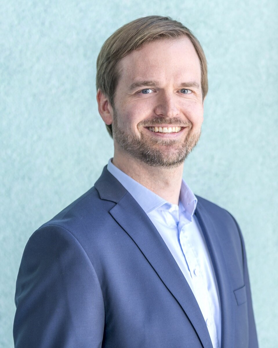 Michael Neumann, Vorstandsvorsitzender von Dr. Klein