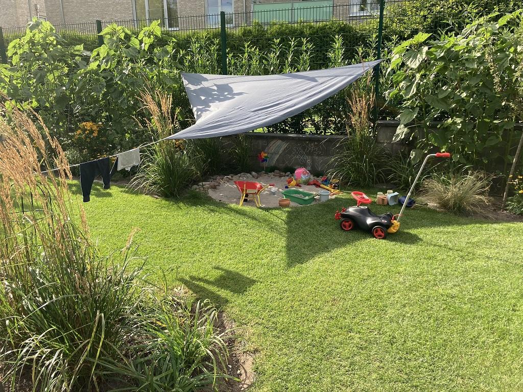 Mehrgenerationenhaus Garten