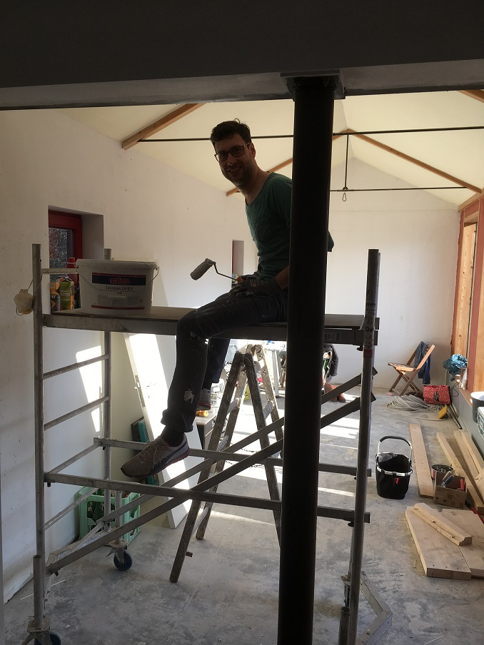 Mehrgenerationenhaus Renovierung