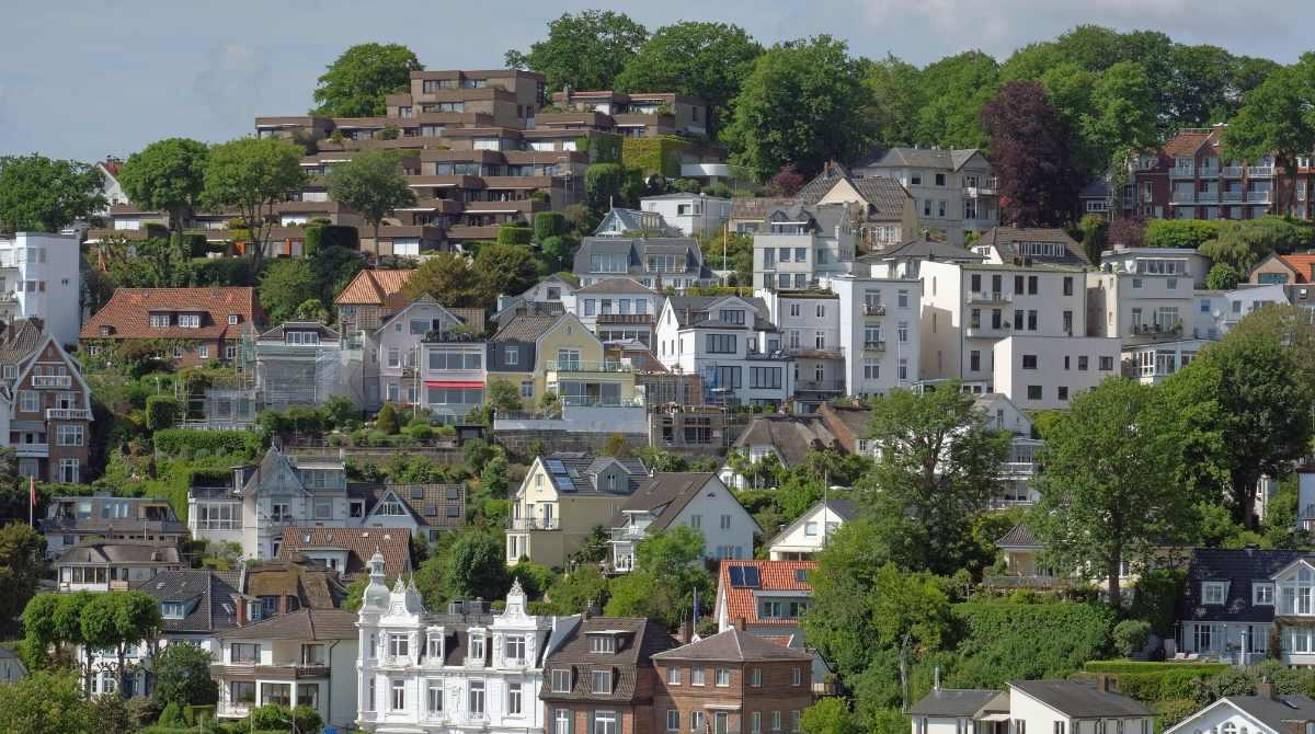 Immobilienpreise im Norden und Osten