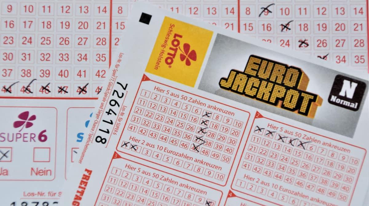 Eigenheim wie Lottogewinn