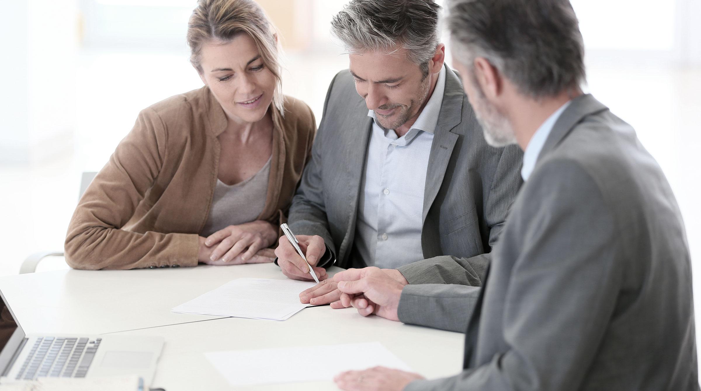 Introbild Anschlussfinanzierung abschließen