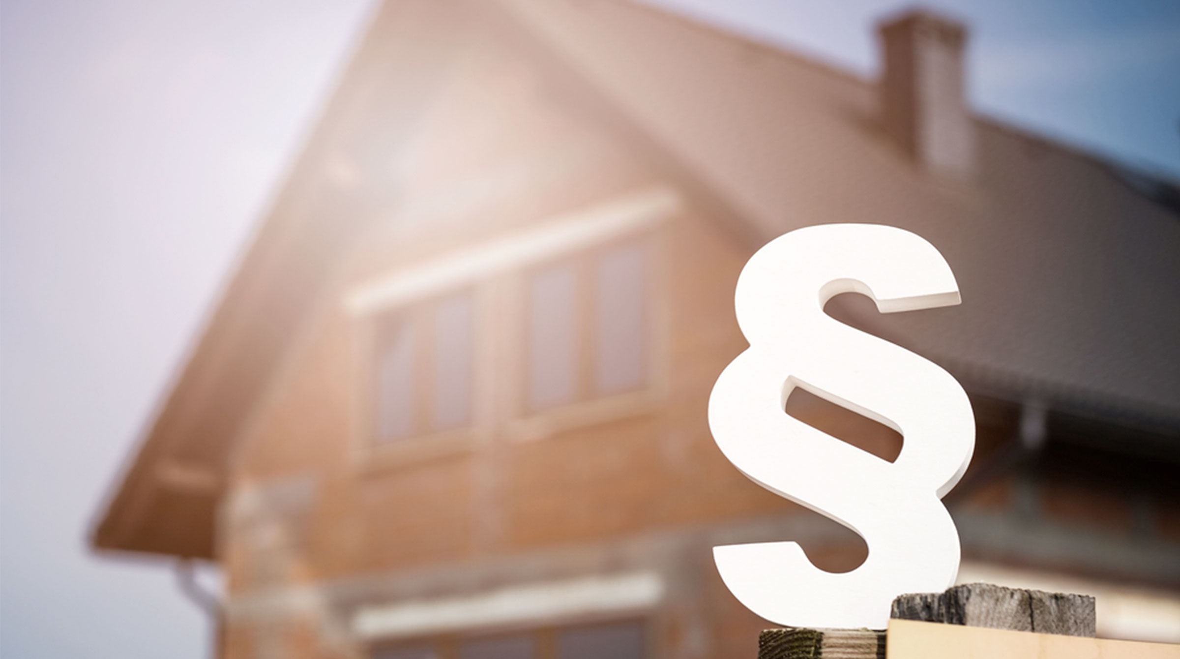 Introbild Sonderkündigungsrecht Baufinanzierung