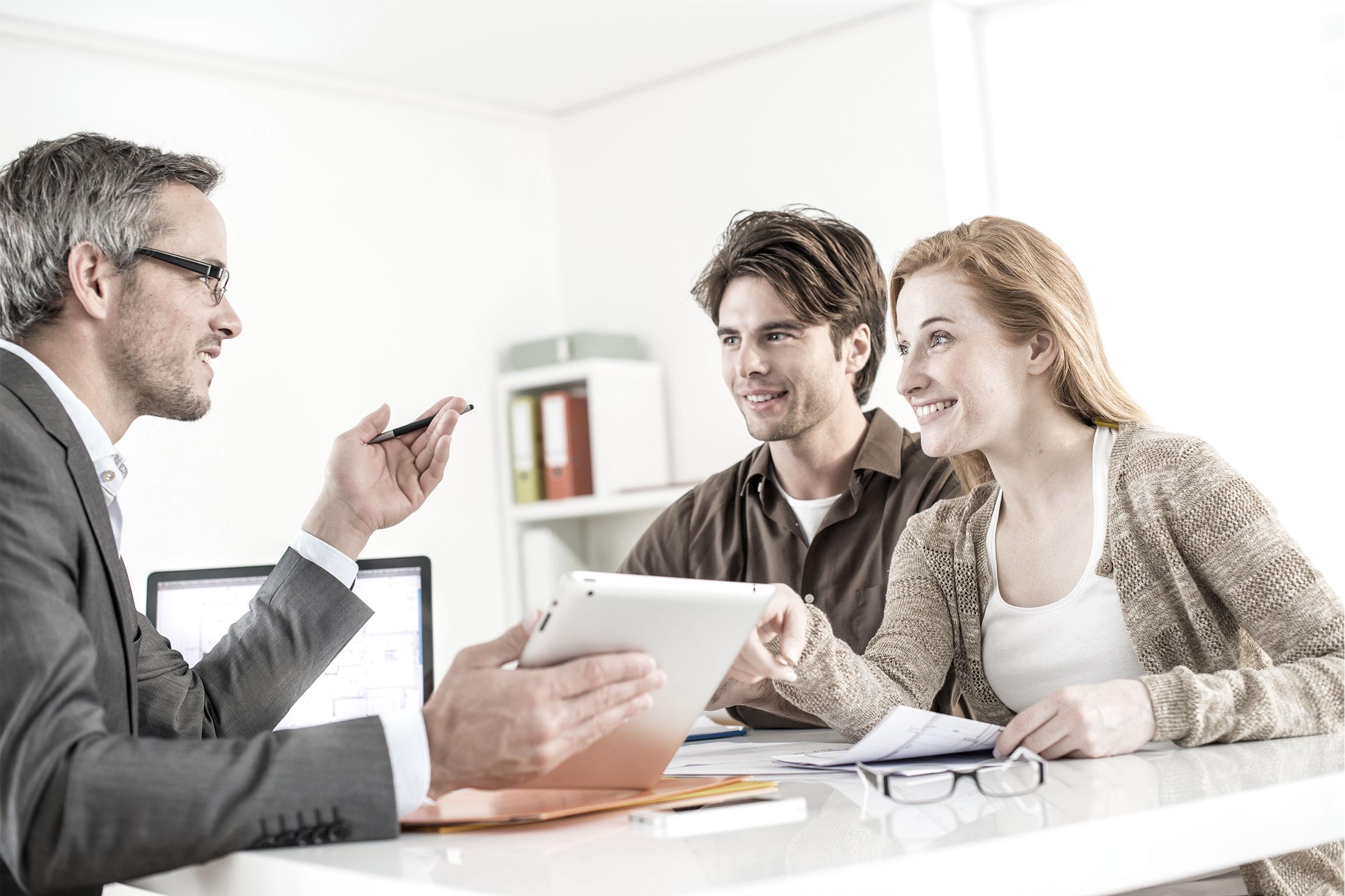Spezialisten für Immobilienfinanzierung