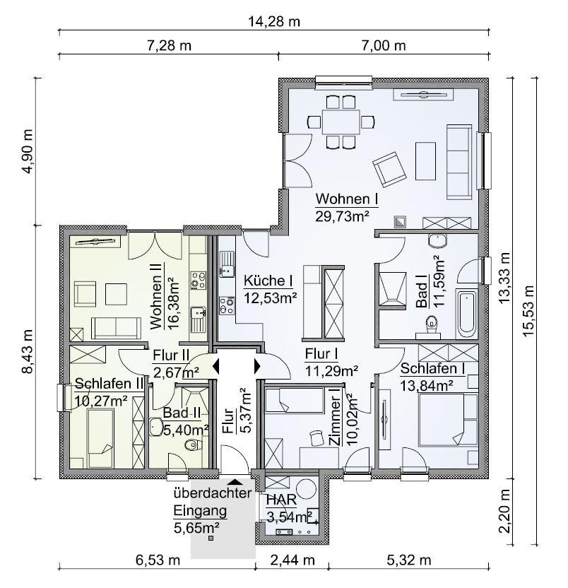 Haus Mit Einliegerwohnung Tipps Fur Kauf Kosten