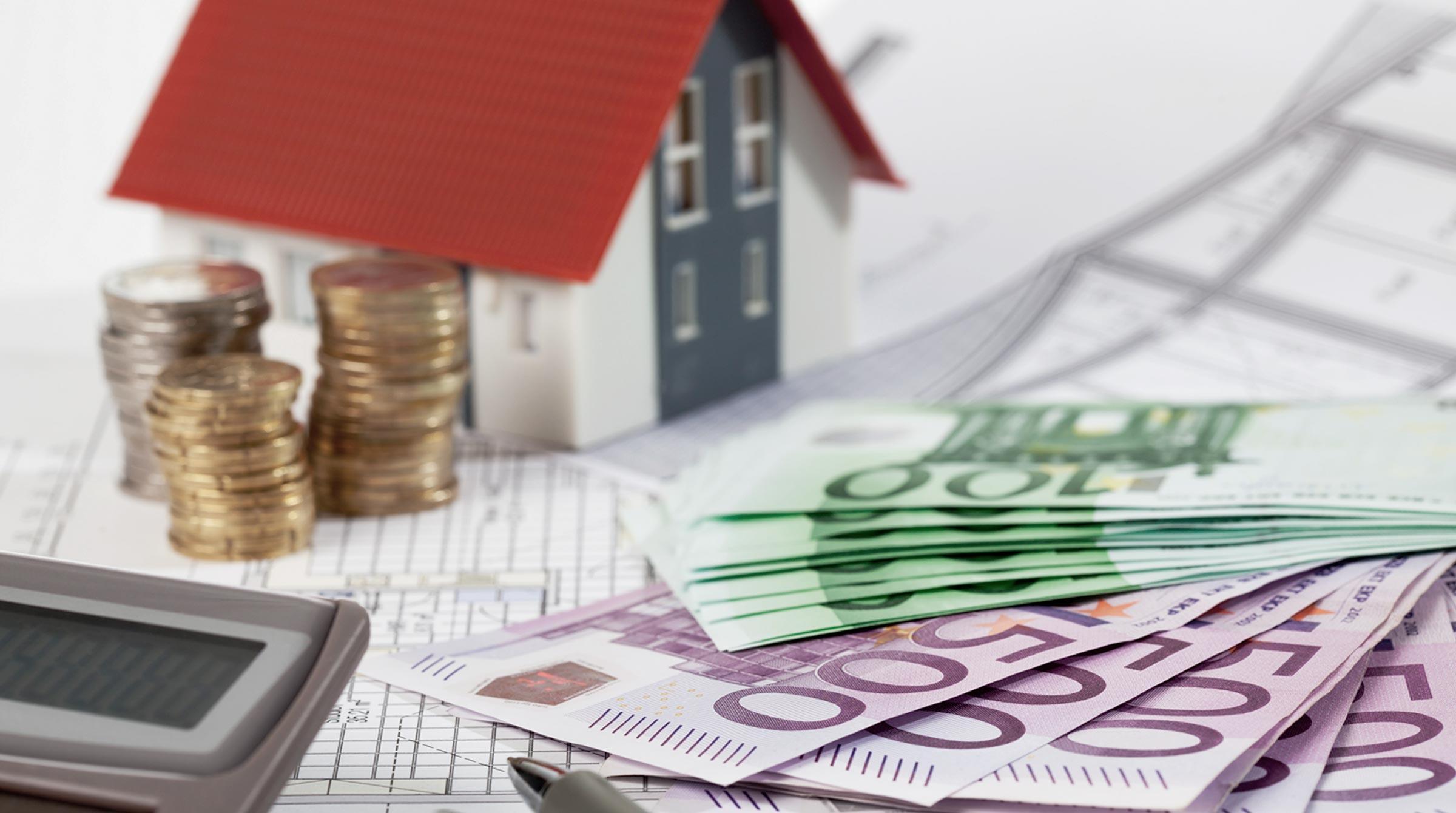 Introbild Förderung von Hausbau und Hauskauf