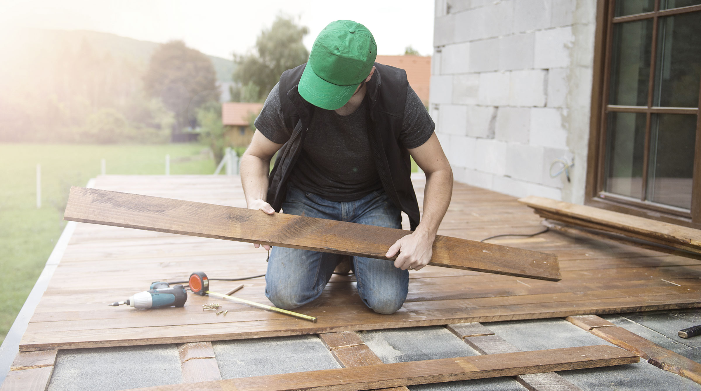 Introbild Günstiger Baukredit
