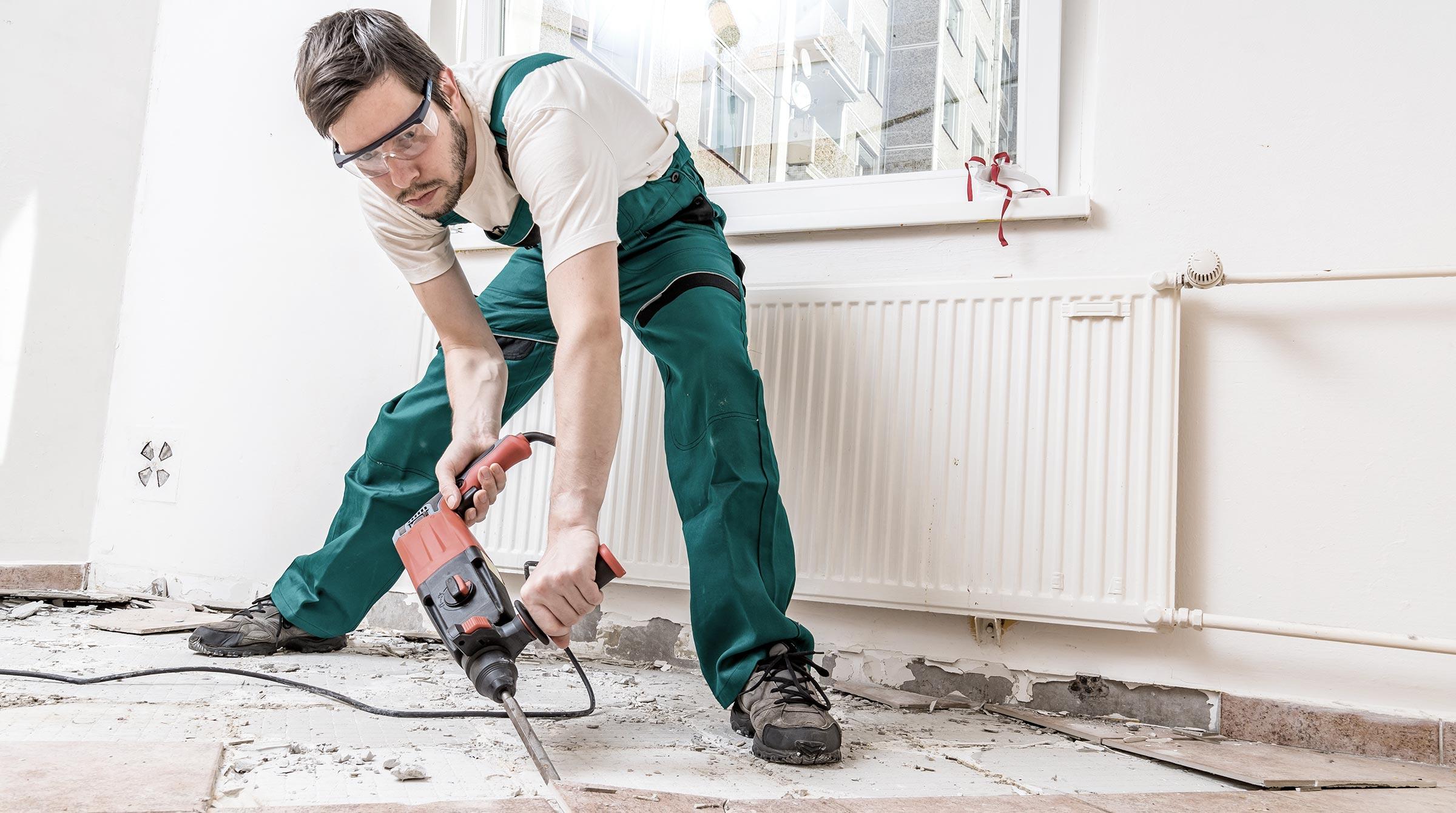 Häufig Haus abreißen und neu bauen: Tipps & Kosten LZ49
