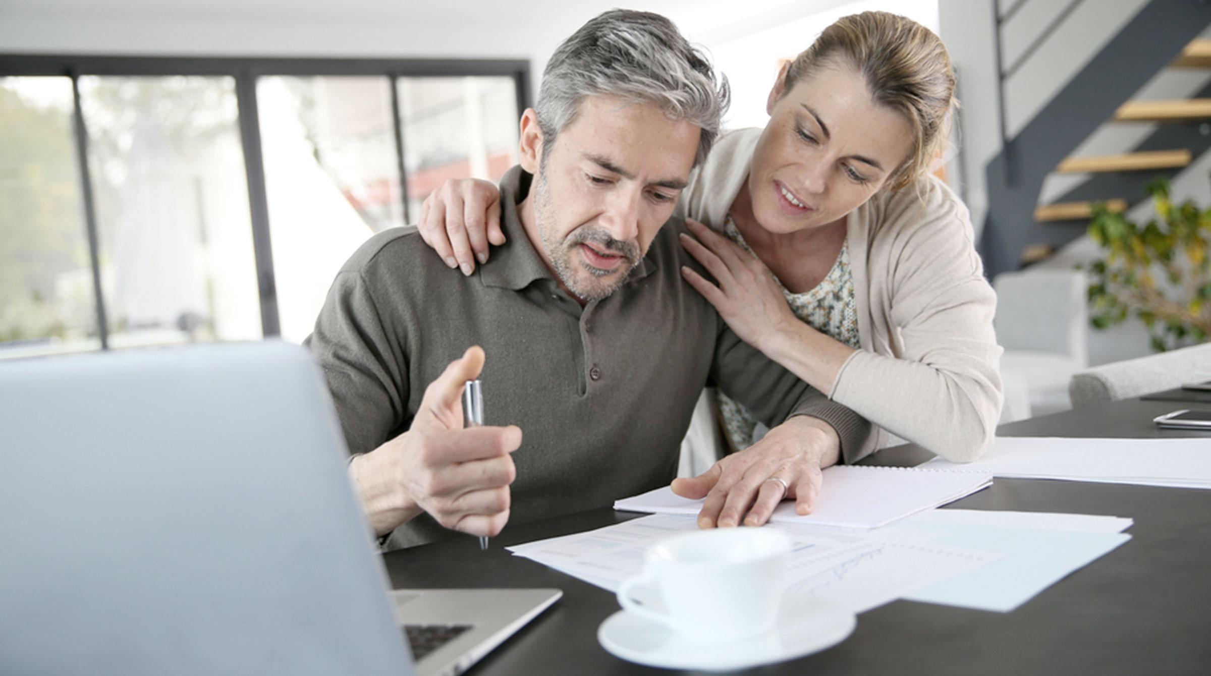 Introbild Hauskauf steuerlich absetzen