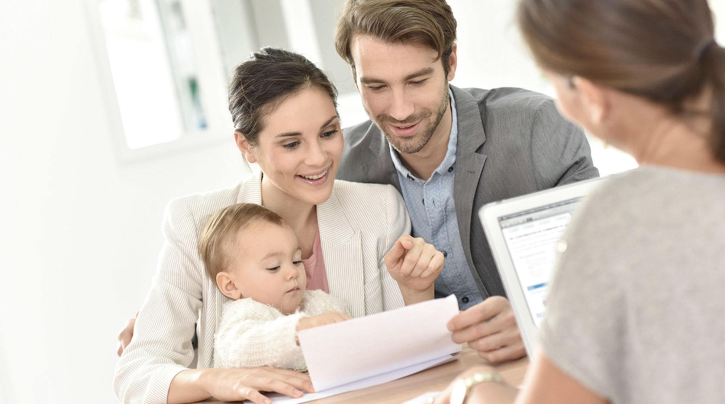 Introbild zum Thema Hypothek
