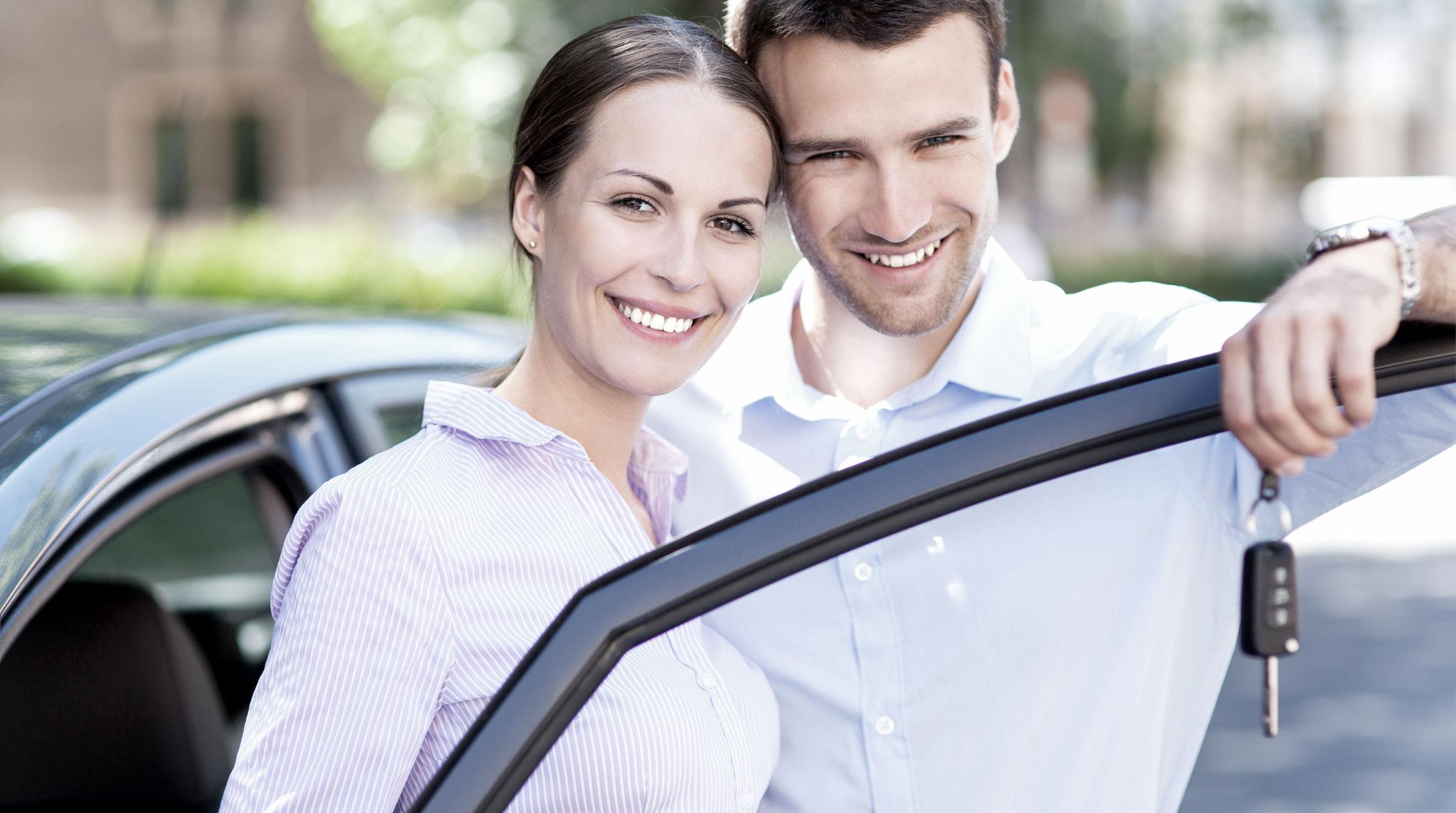 Mit der Drei Wege Finanzierung zum neuen Auto