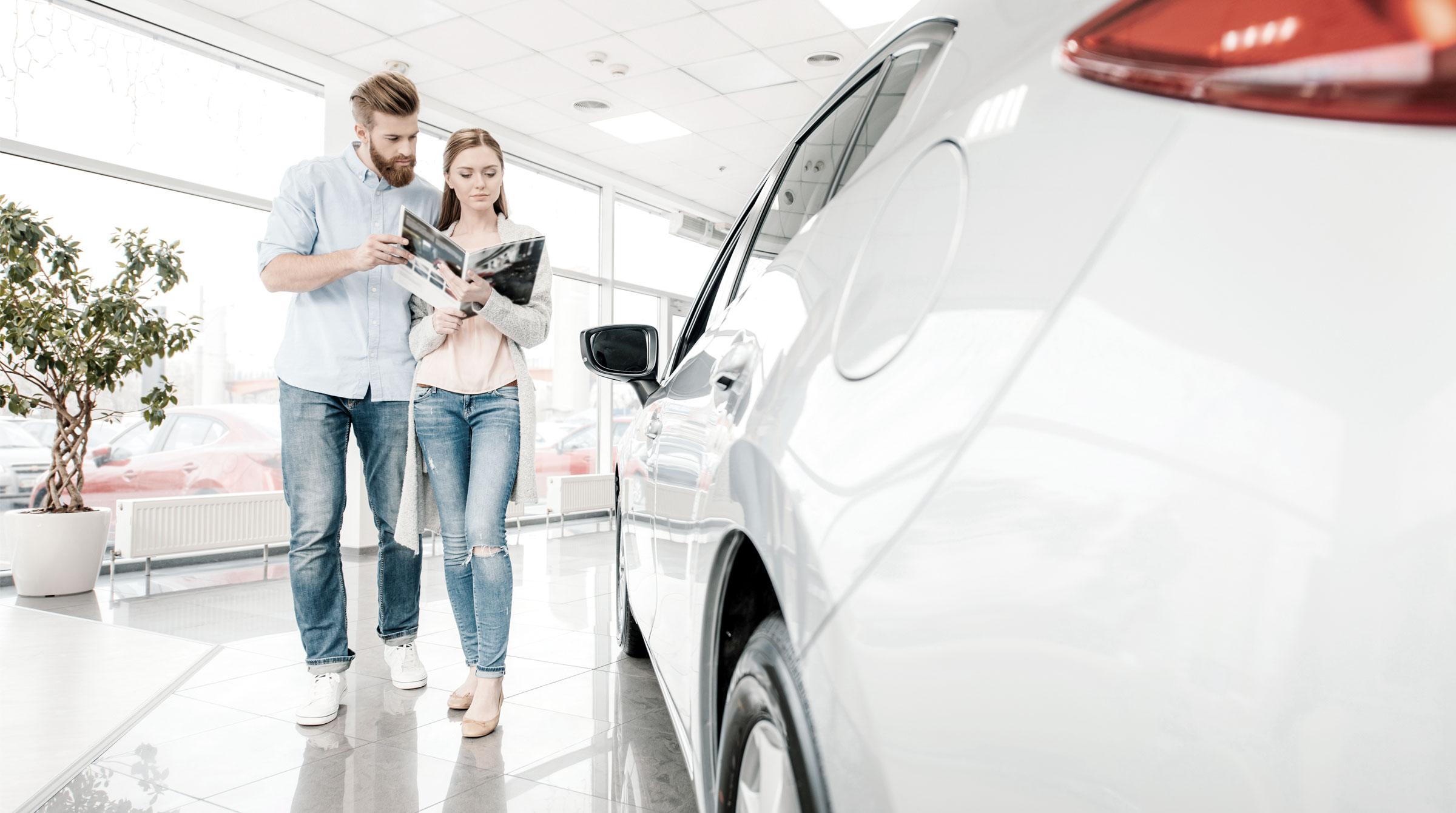 Alles, was Sie zum Thema Autofinanzierung wissen sollten
