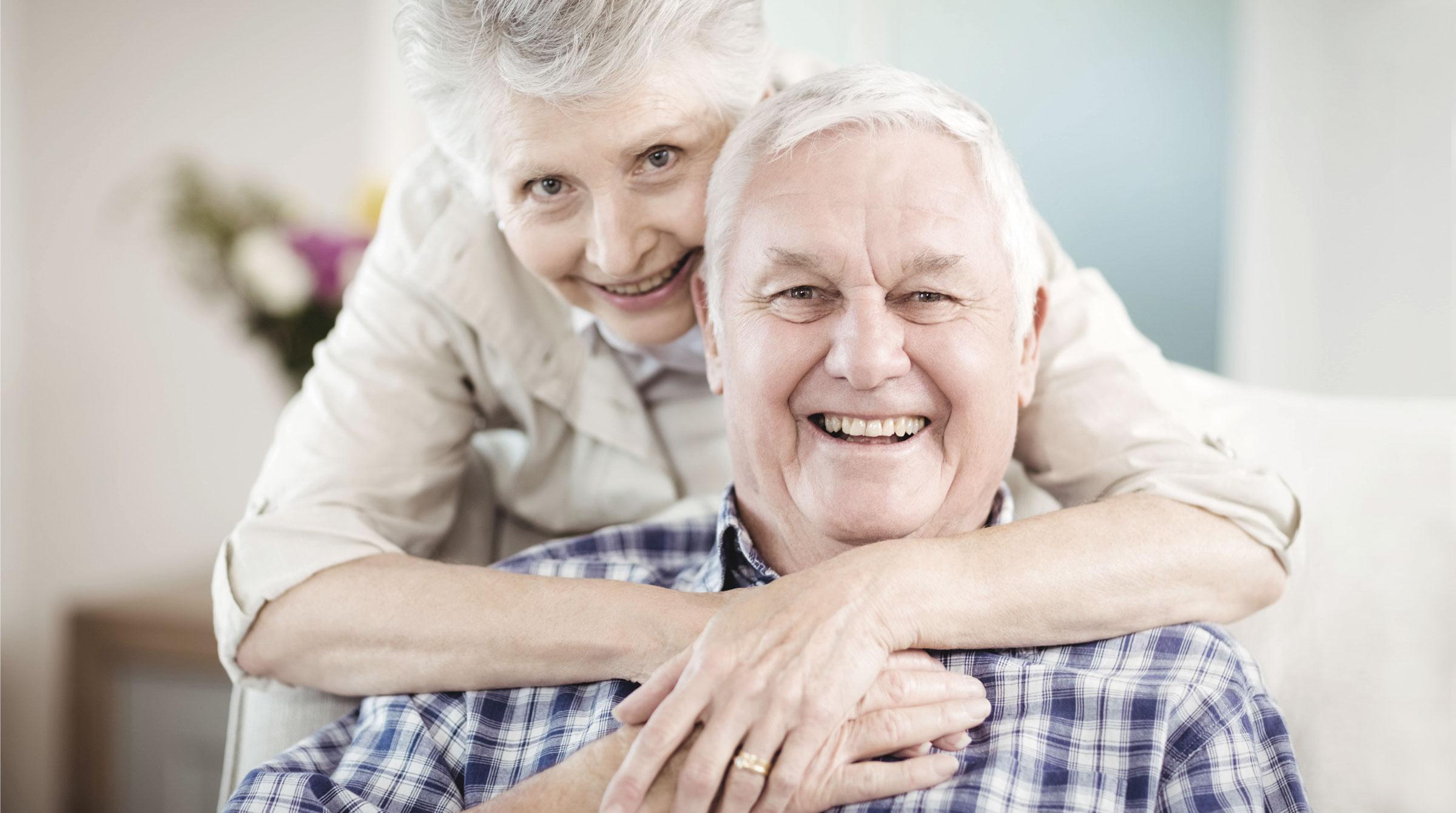 Introbild Altersgerechtes Wohnen