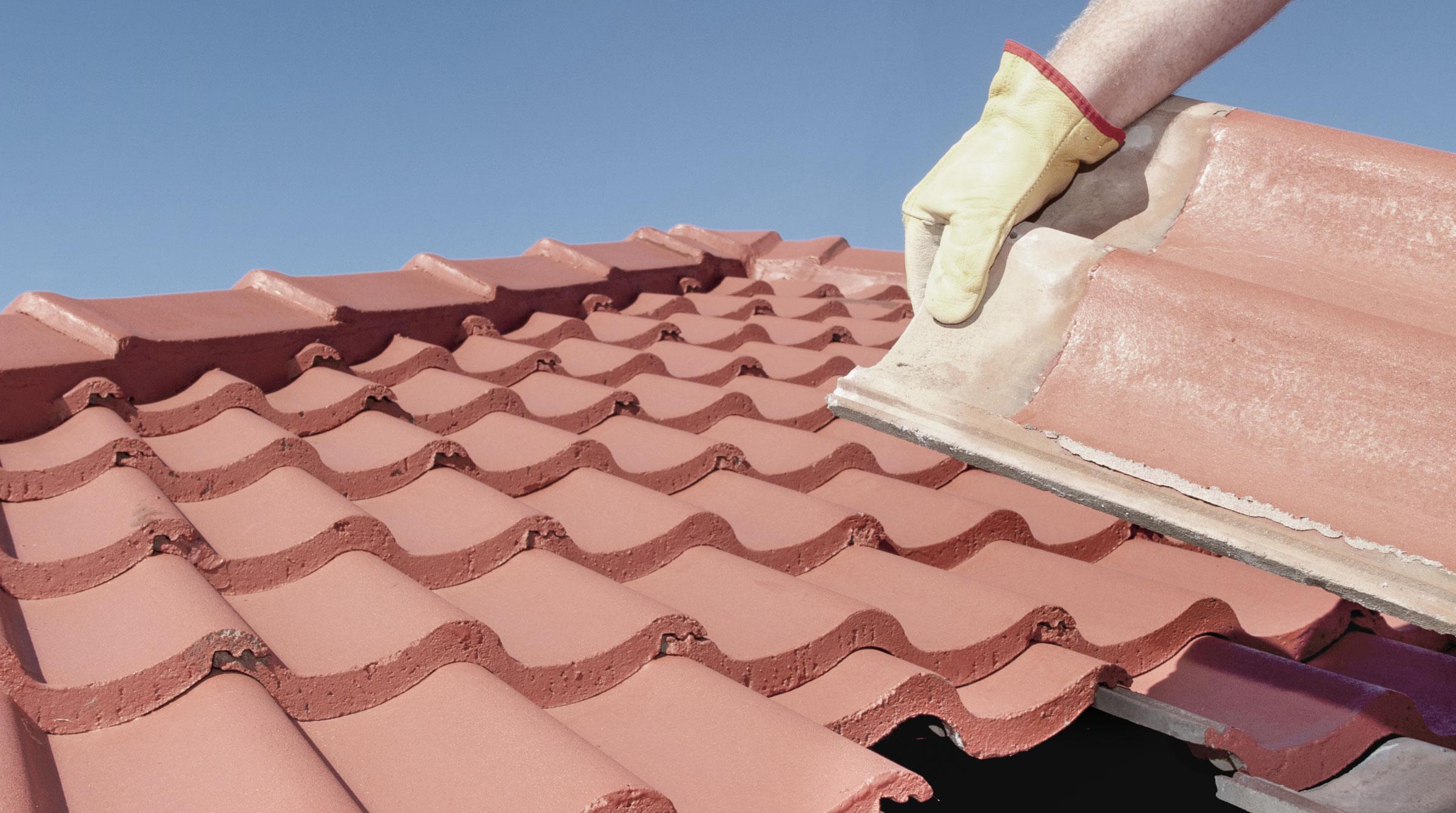 Fließtextbild Neues Dach