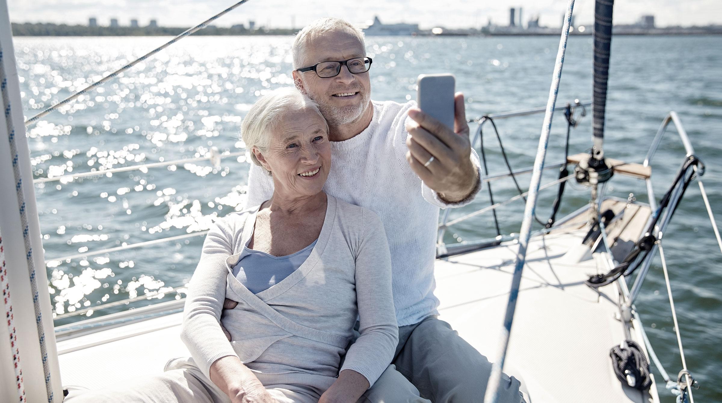 Introbild Kredite für Rentner
