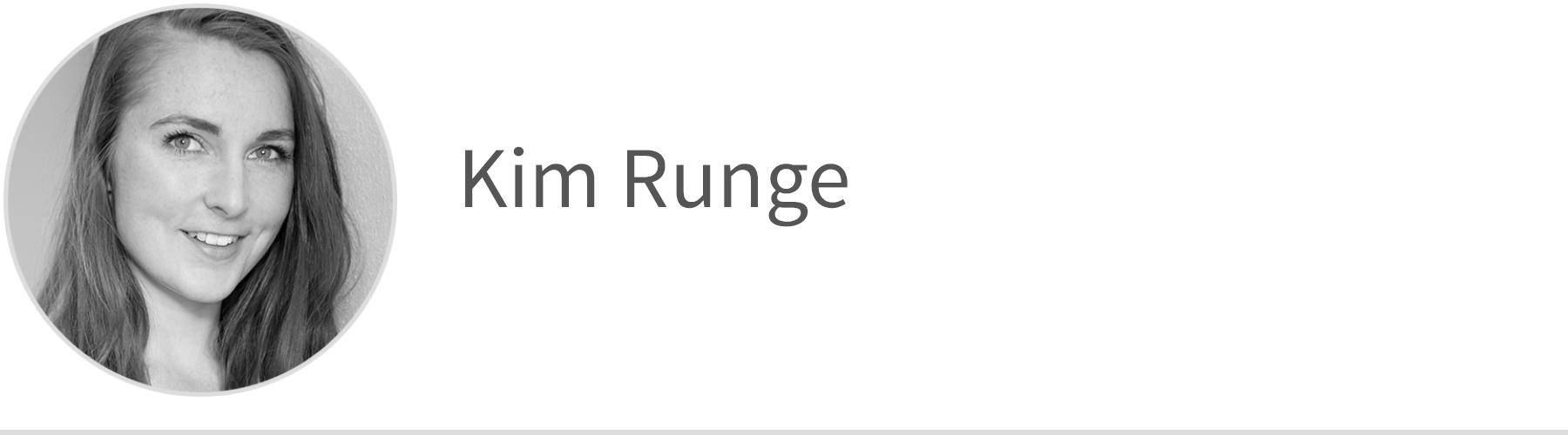 Kim Runge