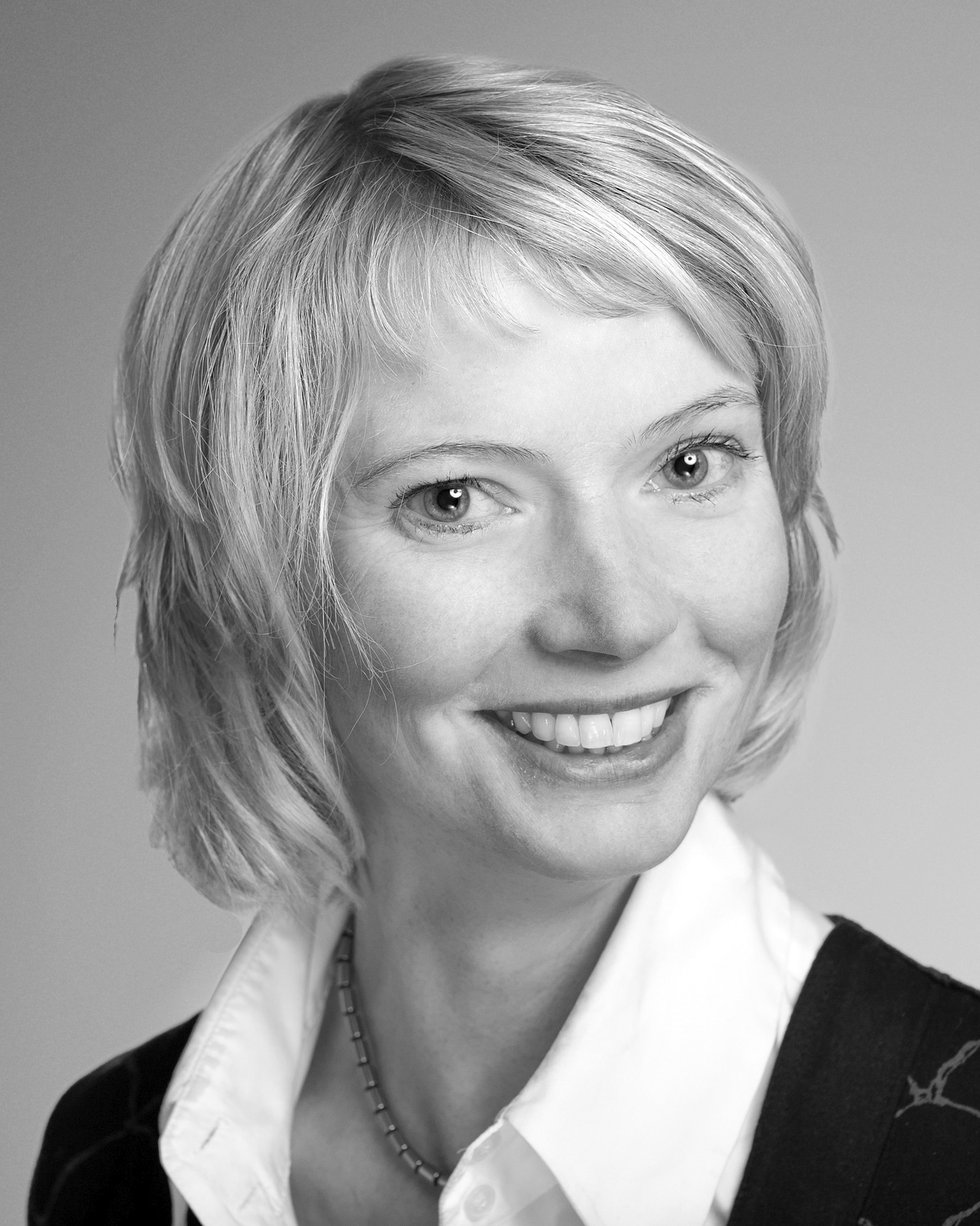 Anne Ahler, Spezialistin für Baufinanzierung bei Dr. Klein
