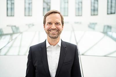 Michael Neumann, Vorstand der Dr. Klein Privatkunden AG