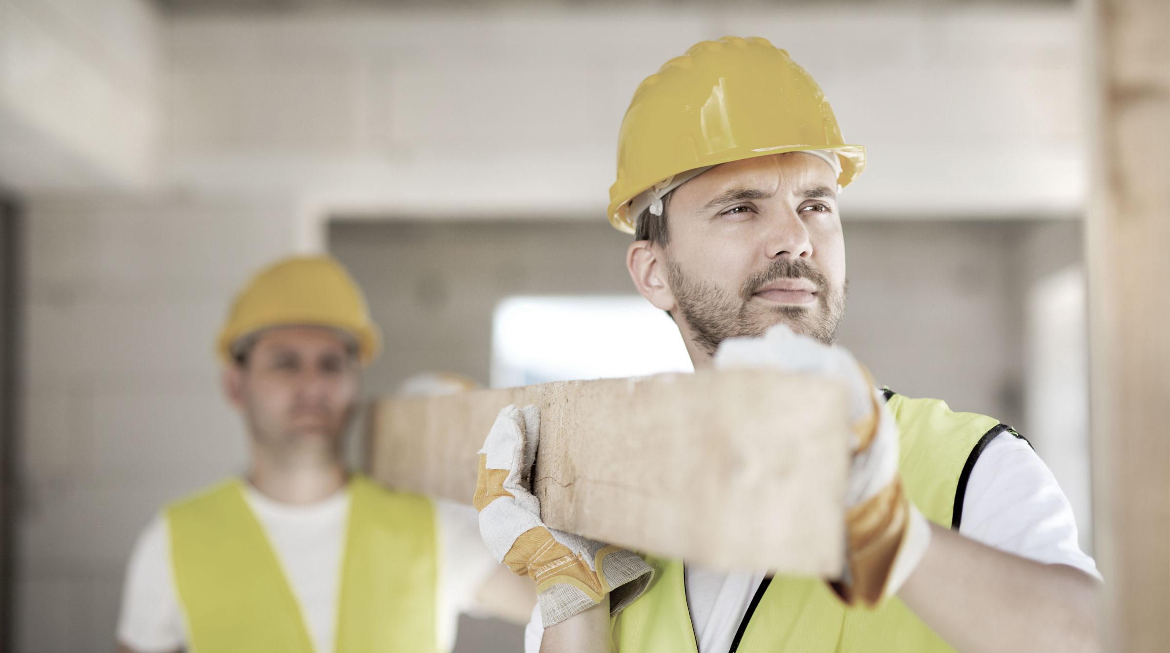 Introbild Laufzeit Bauleistungsversicherung