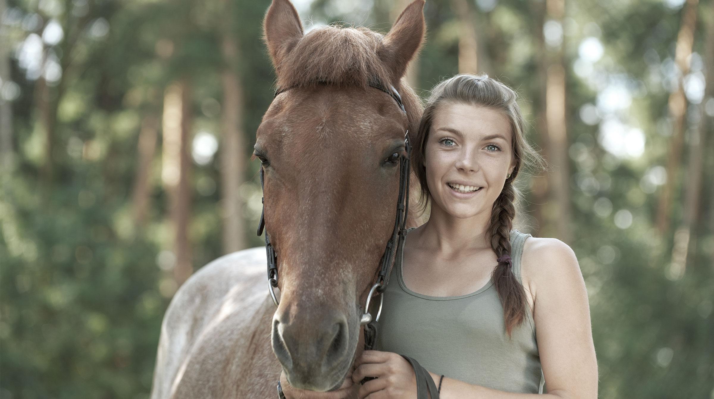 Introbild Pferdehaftpflichtversicherung