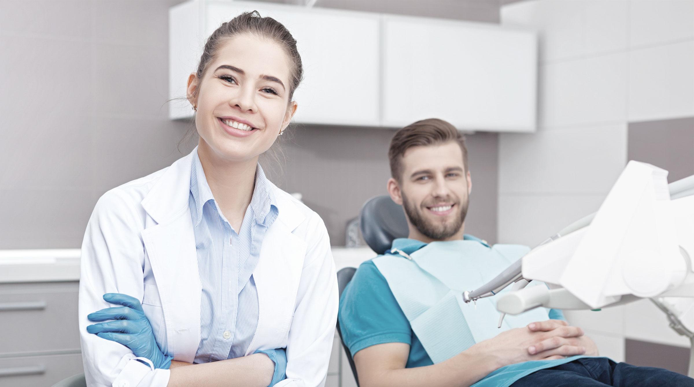 Mit der richtigen Zahnzusatzversicherung sorglos in den Apfel beißen