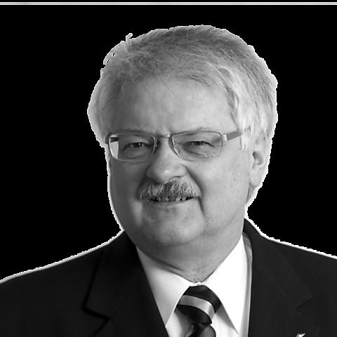 Kurt A. Wolf in Saarlouis